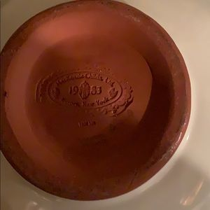 Mackenzie-Childs bowl 1983